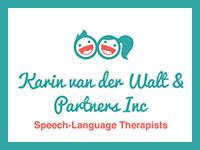 Karin vd Walt & Partners inc. Speech therapists